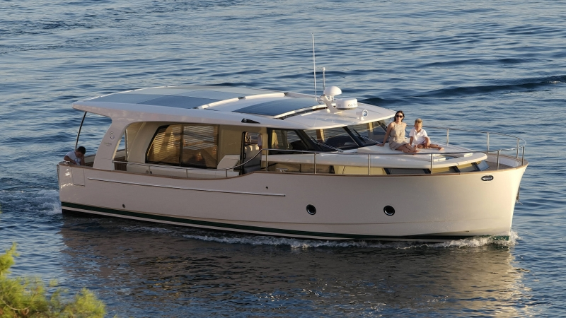 Greenline 40 - available for 2022!