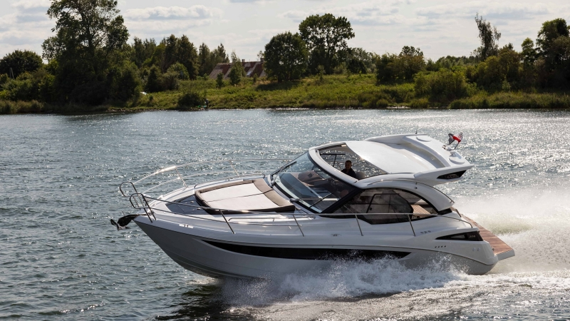 Galeon 335 HTS New for 2021