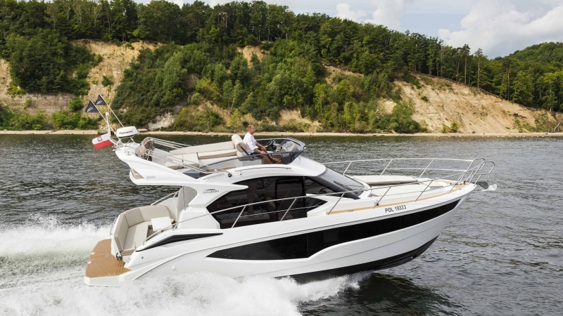 Galeon 360 Fly New for 2021