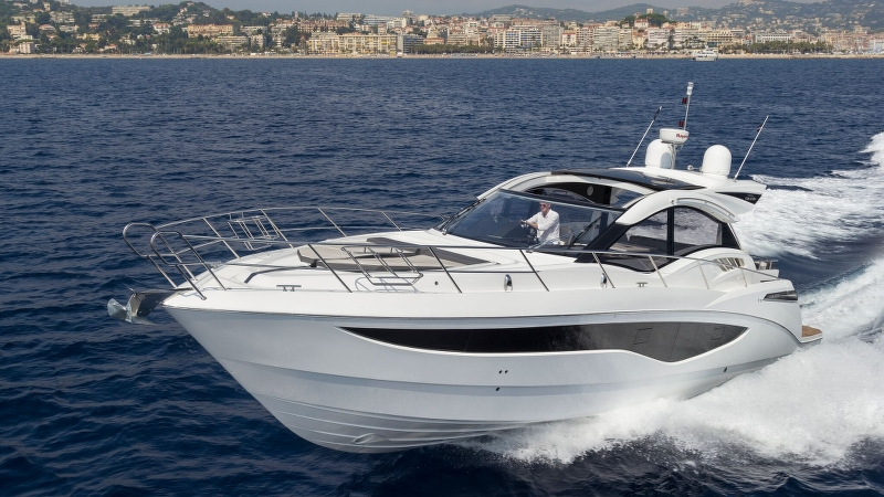 Galeon 485 HTS New for 2021