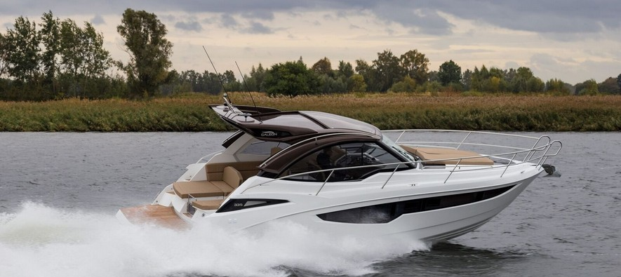 Galeon 335 HTS NEW for 2018