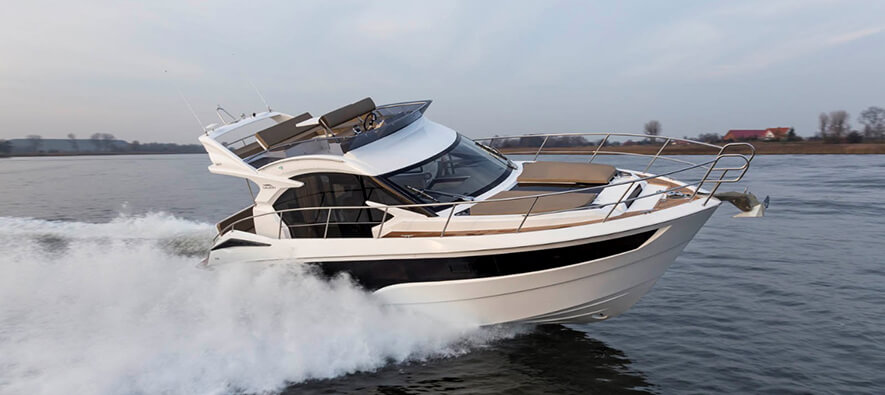 Galeon 360 Fly NEW for 2018