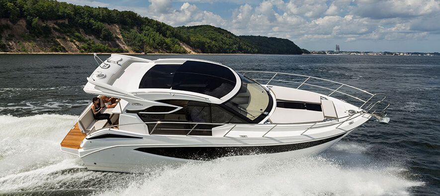 Galeon 370 HTC NEW for 2018