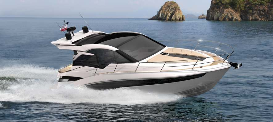 Galeon 425 HTS New Model for 2019
