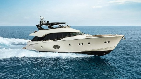 Monte Carlo Yachts 80