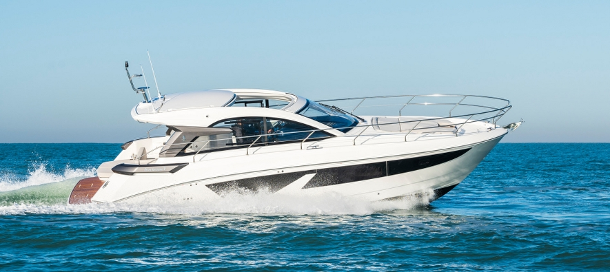 We present to you the highly expected model from Beneteau, the new Gran Turismo 41!