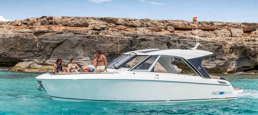 Adventure, comfort and care for the environment with Greenline NEO Hard Top