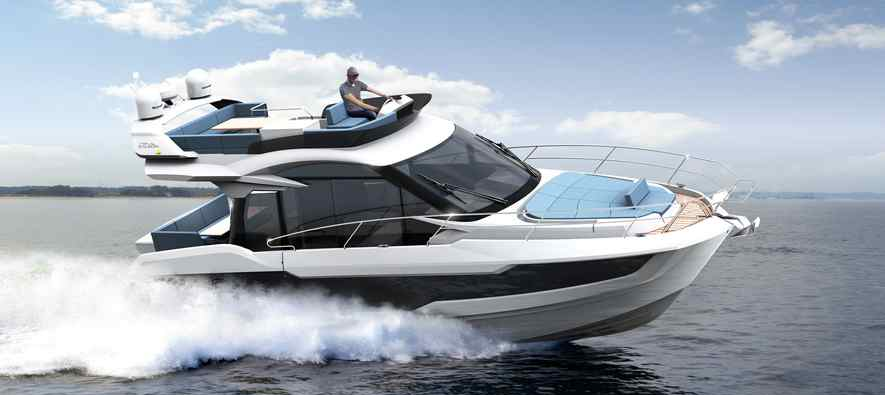 Galeon 400 Fly NEW for 2020