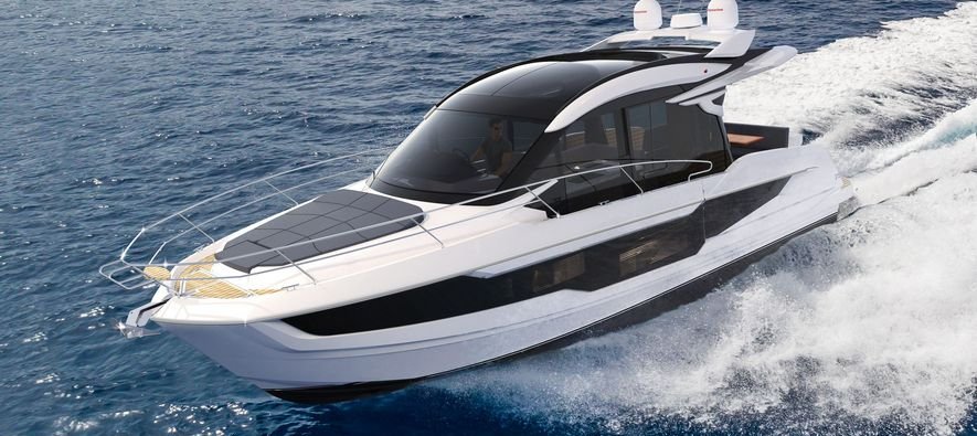 Galeon 410 Htc NEW for 2020