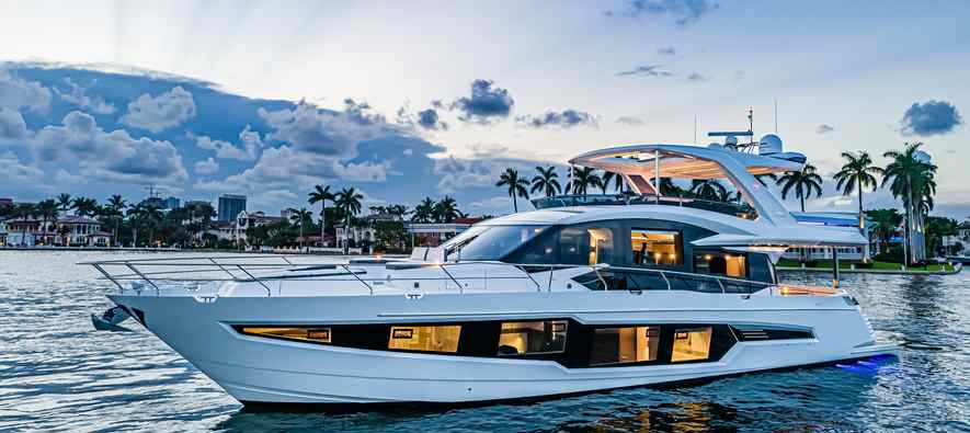 Meet the NEW, exciting model Galeon 680 Fly