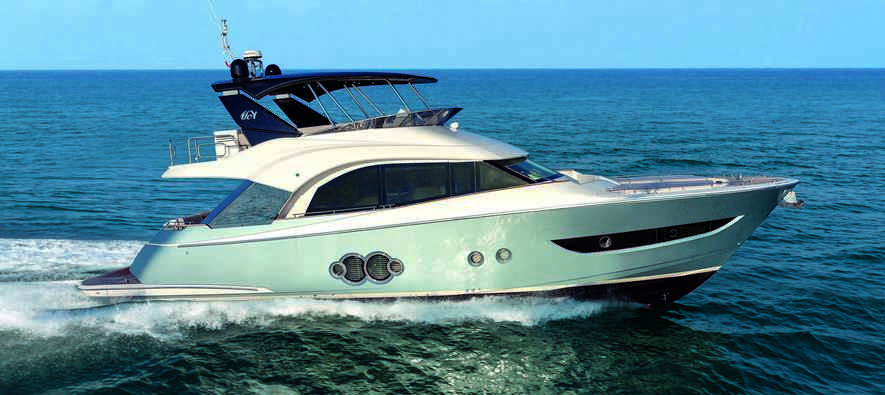 Monte Carlo Yachts 66 New model