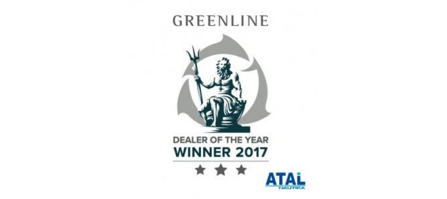 Greenline Dealer of the Year Awards 2017