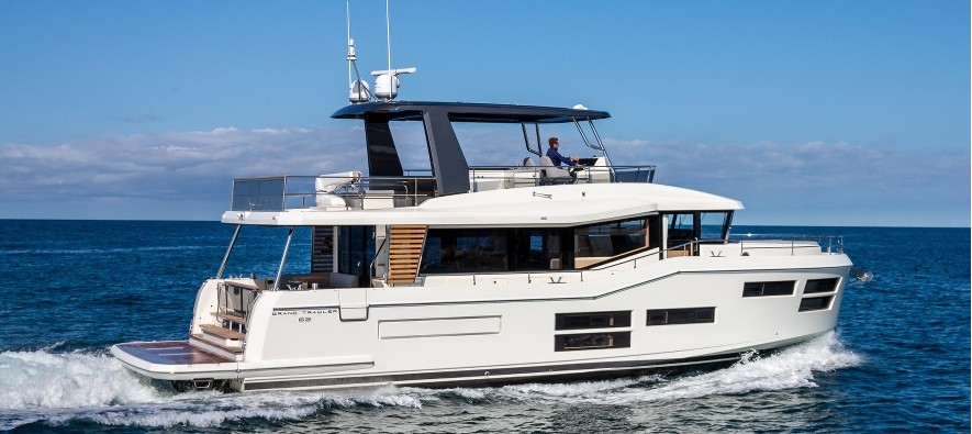 Get ready for a NEW - Grand Trawler 62 by BENETEAU!
