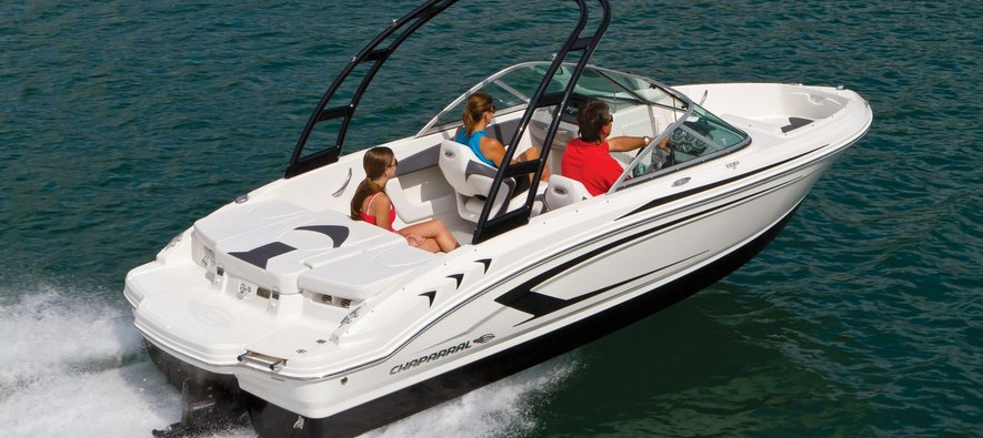 Chaparral 19 H20 Sport; Priced to move you