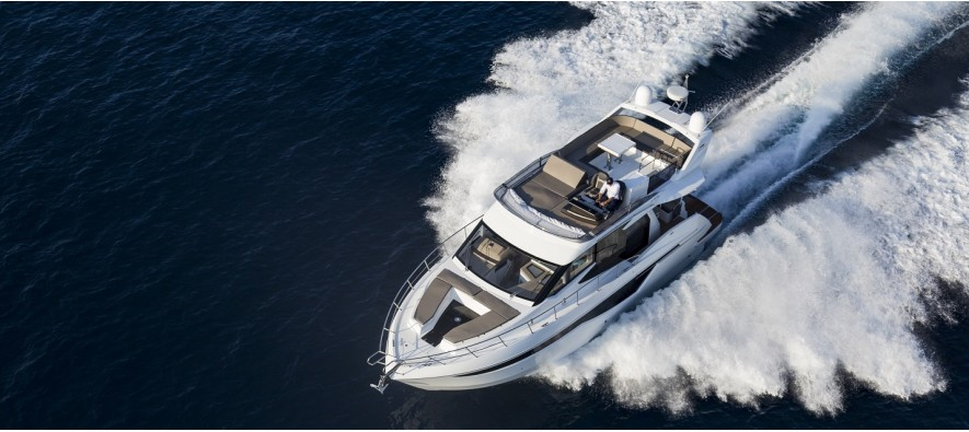 New Galeon 460 fly Yacht