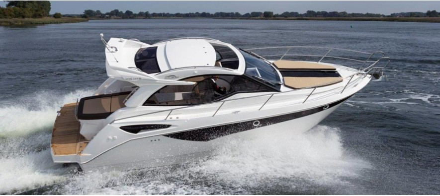 New Galeon 305 Hts and Open