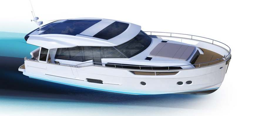 Greenline 48 Coupe NEW for 2019