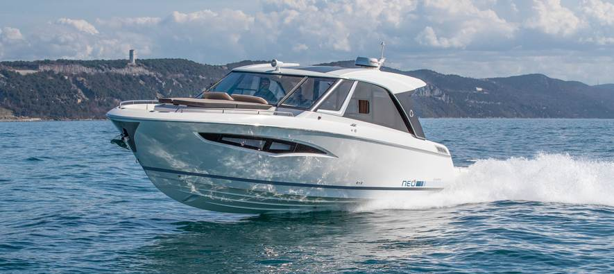 Playing on the waves of pleasure with Greenline NEO Coupe