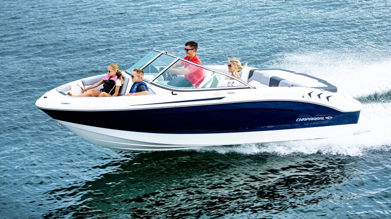 Chaparral 19 SSI NEW BOAT